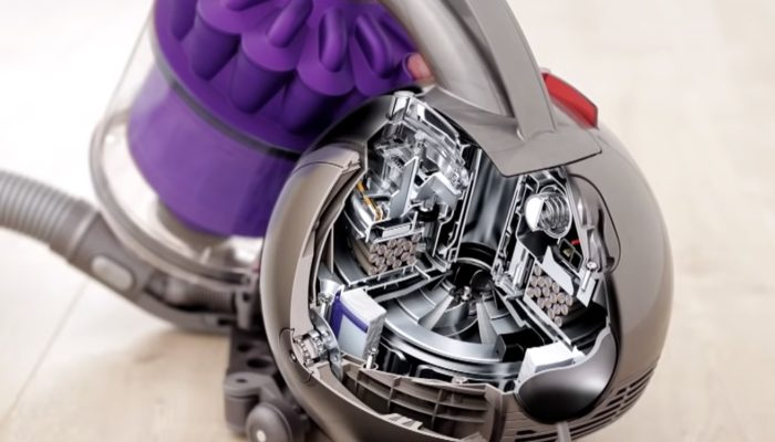 Dyson Animal Canister Vacuum Cleaner Review